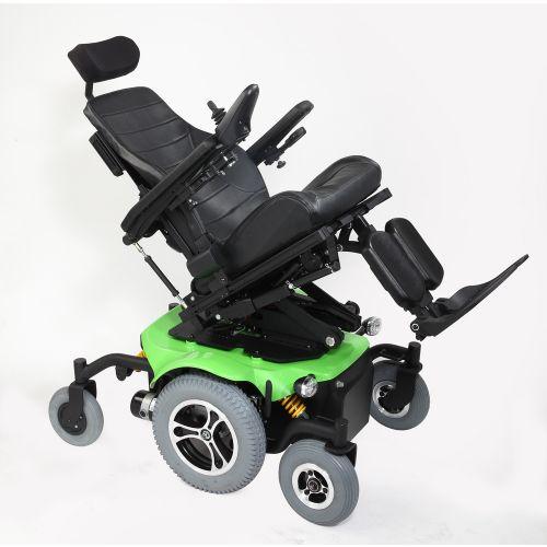 Wollex Mister TRL Özellikli Akülü Tekerlekli Sandalye