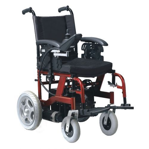 Wollex W127 Akülü Tekerlekli Sandalye