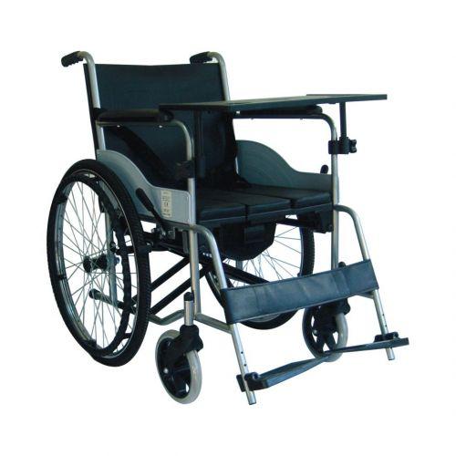 W216 Wollex Klozetli Tekerlekli Sandalye