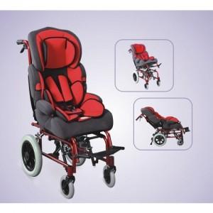 W258 Wollex Özellikli Tekerlekli Sandalye