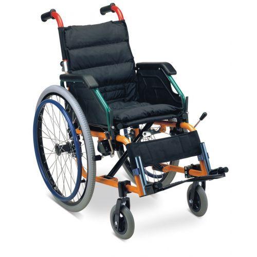 W980 Wollex Alüminyum Tekerlekli Sandalye